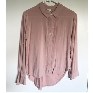 A New Day Long Sleeve Blouse
